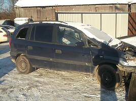 Opel Zafira A, 1999y.