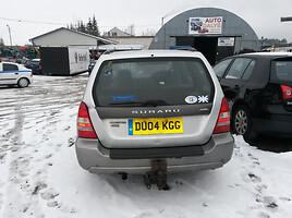 Subaru Forester II, 2004m.