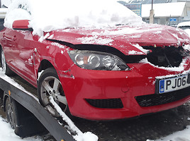 Mazda 3 I AUTOMAT, 2007m.