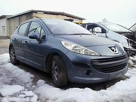 Peugeot 207, 2007y.