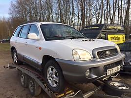 Hyundai Santa Fe I 2.0 CRDI, 2003m.
