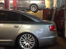 Audi A6 Allroad C6 Pakabos remontas, 2008m.