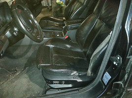 BMW 725 E38 RECARO ODA Sedanas