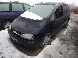 Ford Galaxy Mk1, 1998m.