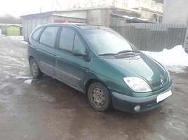 Renault Scenic I Europa 1.9dci, 2001m.