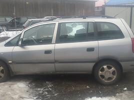 Opel Zafira A, 2000y.