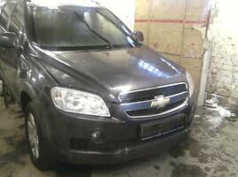 Chevrolet Captiva  Europa Dyzelis Visureigis