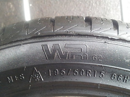 Nokian WR G2 apie 9mm R15
