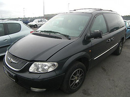Chrysler Grand Voyager III Limited Vienatūris