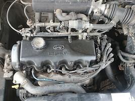 Hyundai Accent, 1997m.
