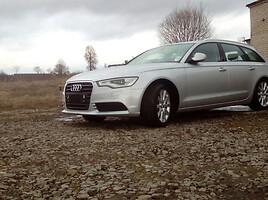 Audi A6 C7  Universalas
