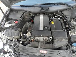 Mercedes-Benz C 180 W203, 2004m.