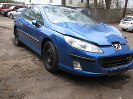 Peugeot 407   Sedanas