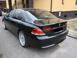 BMW 745 E65/66, 2003m.
