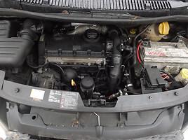 Ford Galaxy Mk2 1.9 EUROPA 85KW, 2002m.