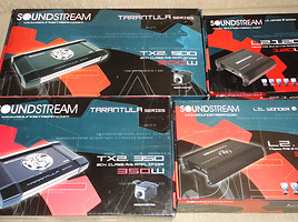 Soundstream iCQ2 Hi-level adapte