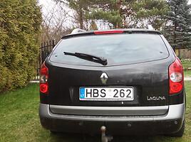 Renault Laguna II, 2004г.