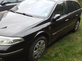 Renault Laguna II, 2004m.