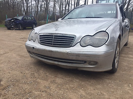 Mercedes-Benz C 220 W203 AVANTGARDE, 2004m.