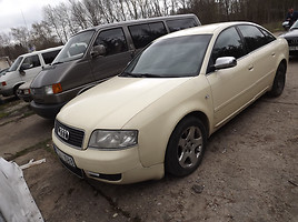 Audi A6 C5 2.5 120KW-VAREATOR, 2003m.