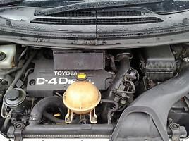 Toyota Previa, 2002m.