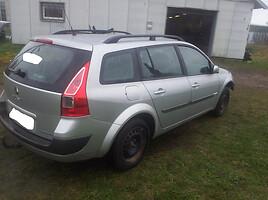 Renault Megane II 6 pavaros, 2007m.