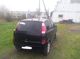 Opel Meriva I Z16SE, 2003y.