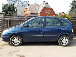 Renault Scenic I, 2001г.
