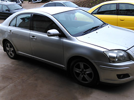 Toyota Avensis II, 2007г.