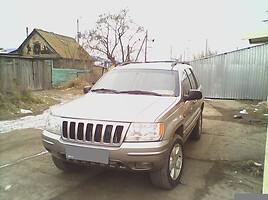 Jeep Grand Cherokee II  Visureigis