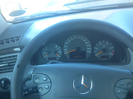 Mercedes-Benz E 320 W210 avantgarde cdi, 2000m.
