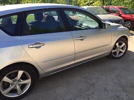 Mazda 3 I 1.6 80kw Diesel, 2005m.