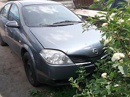 Nissan Primera P12 VARYKLIS DALIMIS, 2003y.