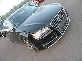Audi S8 D4  Sedanas