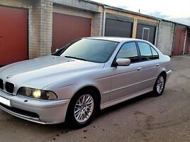 BMW 530 E39  Sedanas