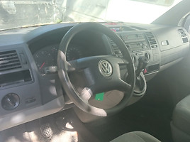 Volkswagen Transporter T5 2,5 TDI / 96kw, 2004m.