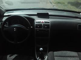 Peugeot 307 I Tvarkingas, 2003m.
