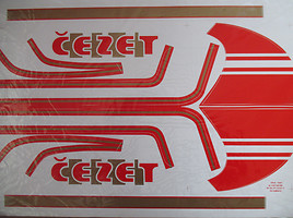 CZ 350, 1984m.