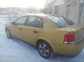 Opel Vectra C Europa, 2004y.