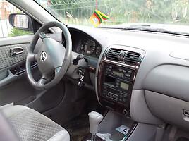 Mazda 626 V Automat, 2002y.