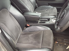 Audi A4 B6 S-Line SALONAS QATRO, 2003m.