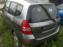 Honda Jazz II, 2005m.