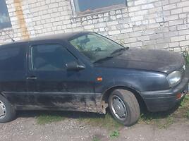 Volkswagen Golf III tdi, 1995m.