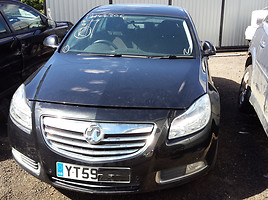 Opel Insignia VARYKLIS DALIMIS, 2010y.