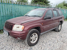 Jeep Grand Cherokee II  Visureigis
