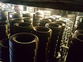 Barum Cargo apie 7mm R15