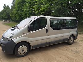 Opel Vivaro I, 2004m.