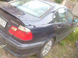 BMW 320 E46 100kw Oda, 1999m.