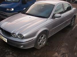 Jaguar X-Type   Sedanas
