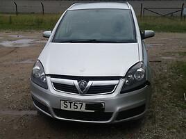 Opel Zafira B  Vienatūris